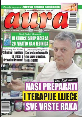 Online izdanja Magazin Aura